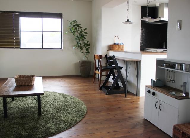 備え付けの家具