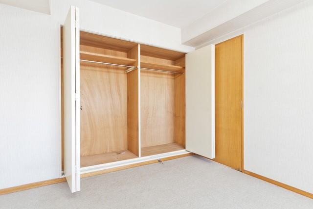 家財を処分した部屋