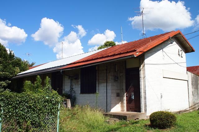 田舎の空き家