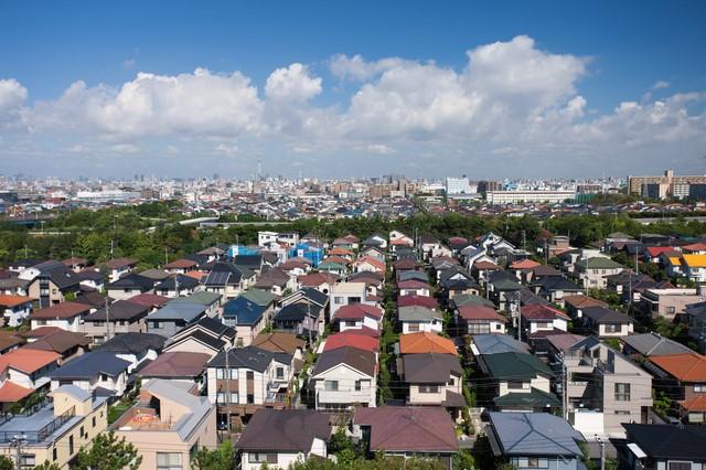 第一種低層住居専用地域の紹介